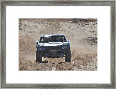 2013 Parker 425 4138 Framed Print by Toni James