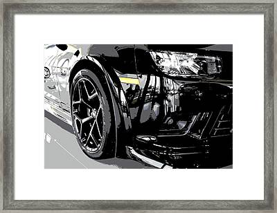 2014 Chevrolet Camaro Z28 Xl Framed Print