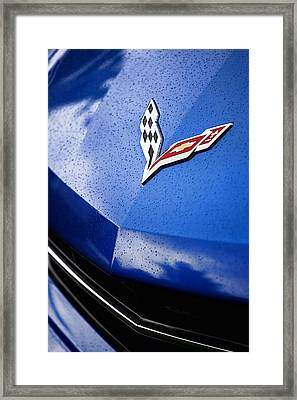 2014 Chevrolet Corvette Stingray Framed Print by Gordon Dean II