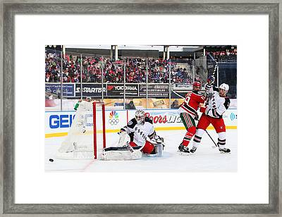 2014 Coors Light Nhl Stadium Series - New York Rangers V New Jersey Devils  by Bruce Bennett