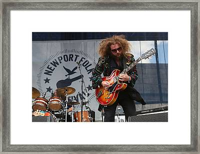 2015 Newport Folk Festival - Day 1 Framed Print by Taylor Hill