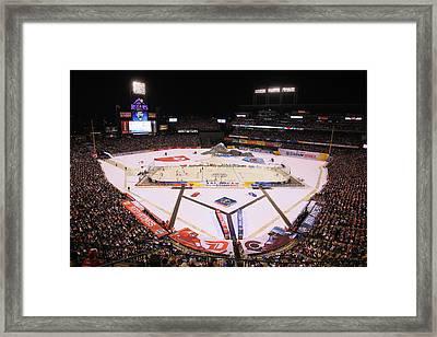 2016 Coors Light Stadium Series - Framed Print
