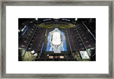 2018 Coors Light Nhl Stadium Series - Framed Print