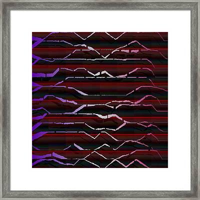2048.1.12 Framed Print