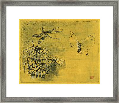 Félix Hilaire Buhot French Framed Print