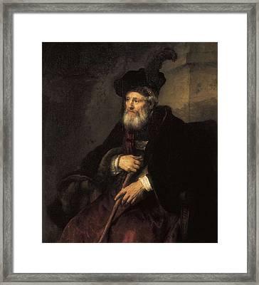 Rembrandt, Harmenszoon Van Rijn, Called Framed Print