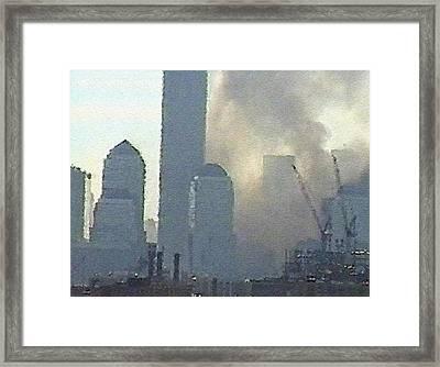 #20 Sands Of Time Framed Print