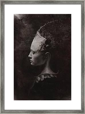 Secret Framed Print by Victor Slepushkin