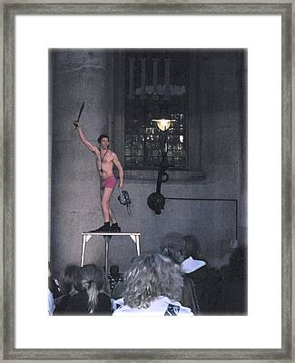 21st Century Gaul Framed Print by Gregory Whiting