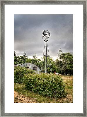 22 Framed Print by Betty Depee