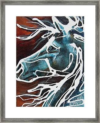 #22 June 13th Framed Print