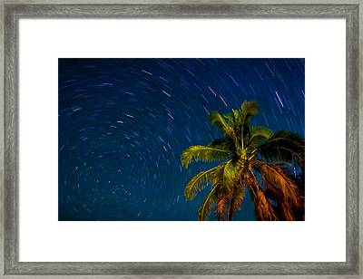 22 Minutes In Heaven Framed Print by Adam Pender