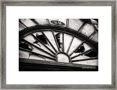 22 Rua Joao Framed Print by John Rizzuto