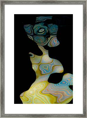 Runway 2020 Series3 Framed Print