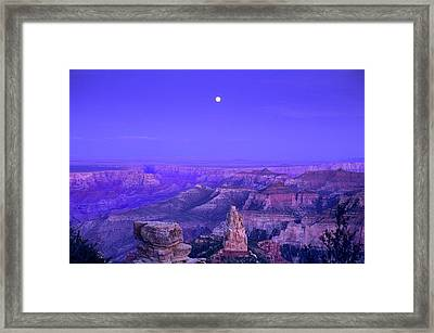 Usa, Arizona, Grand Canyon National Park Framed Print by Jaynes Gallery