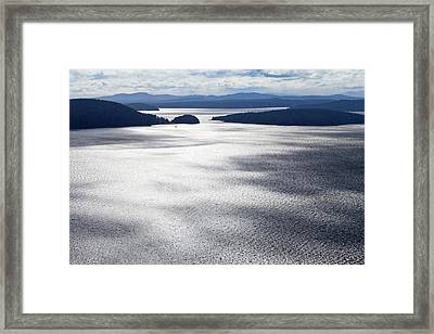 Usa, Washington, San Juan Islands Framed Print by Jaynes Gallery