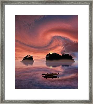 2207 Framed Print by Peter Holme III