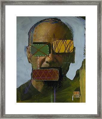 2262 Framed Print