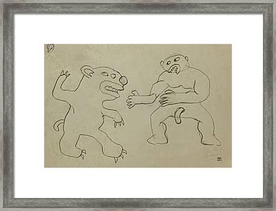 2278 Framed Print