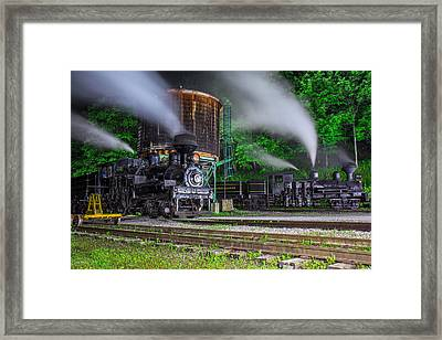 Cass Scenic Railroad Framed Print