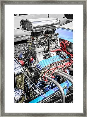 23 Ford T-bucket Framed Print by Chris Smith