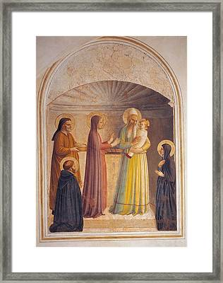 Italy, Tuscany, Florence, San Marco Framed Print by Everett