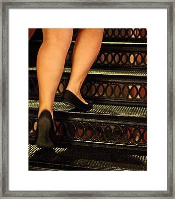 Untitled Framed Print by Chris Fender
