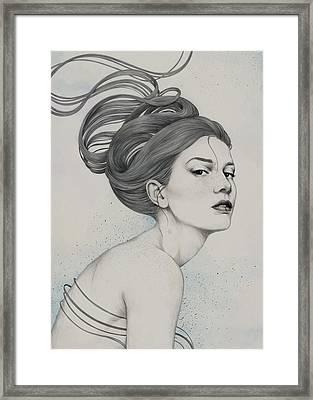 230 Framed Print by Diego Fernandez