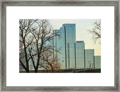 Architecture Framed Print by Tinjoe Mbugus