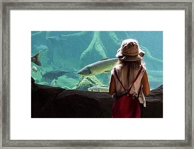 Fuengirola, Costa Del Sol, Spain Framed Print by Ken Welsh