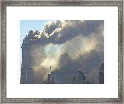 #23 Sands Of Time Framed Print