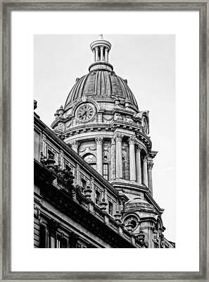 240 Centre Street Framed Print