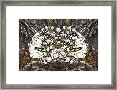 24x36 Blow 070 Framed Print