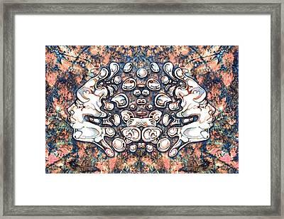 24x36 Blow 130 Framed Print