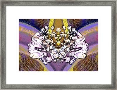 24x36 Blow 150 Framed Print