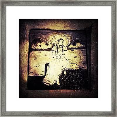 Hacienda San Angel (puerto Vallarta) Framed Print