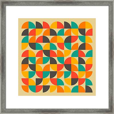 25 Percent #1 Framed Print