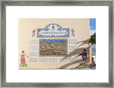 Ronda, Spain Framed Print