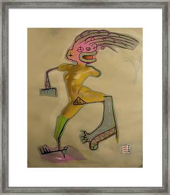 2553 Framed Print