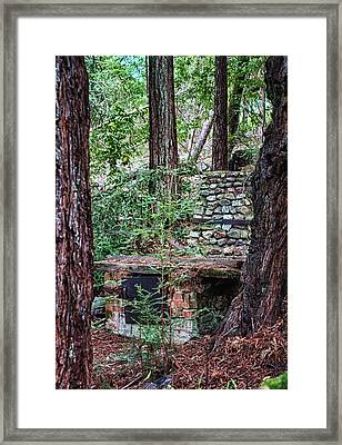26 Framed Print by Betty Depee