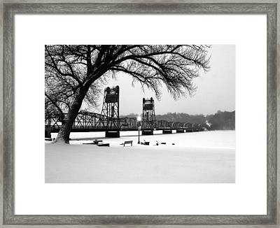 26 January No. 3 Framed Print