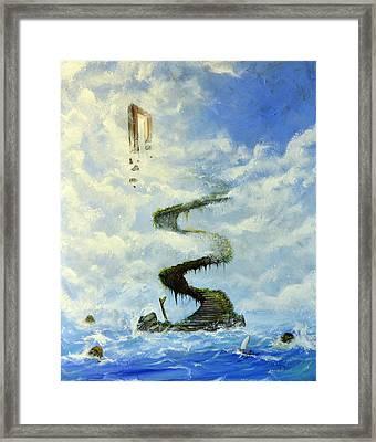 No Title  Framed Print by Mariusz Zawadzki