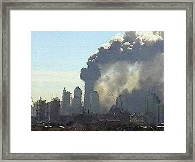 #25 Sands Of Time Framed Print