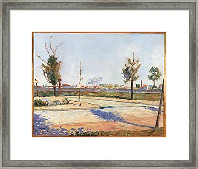 France, Ile De France, Paris, Muse Framed Print by Everett