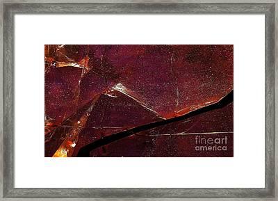 Untitled Framed Print by Vincent Cherib