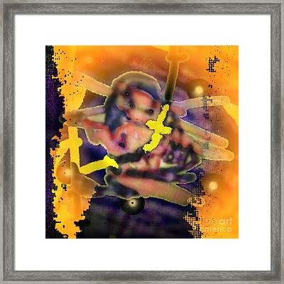 261020130000 Framed Print by Oleg Trifonov