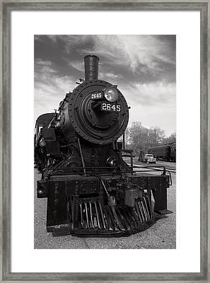 Framed Print featuring the photograph 2645 by Chuck De La Rosa
