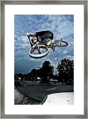 270 Framed Print by Joel Loftus