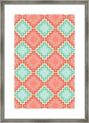 Coral Fish Framed Print