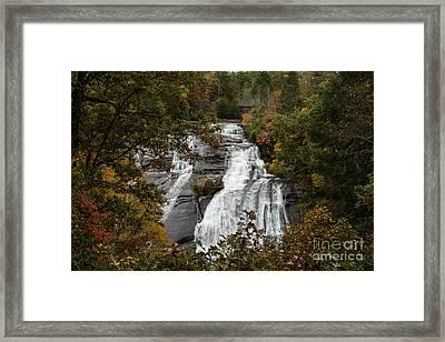 2757 High Falls Framed Print by Stephen Parker